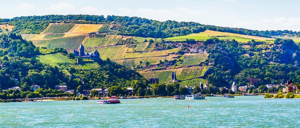 畅游莱茵河,迷人景色_图1-22