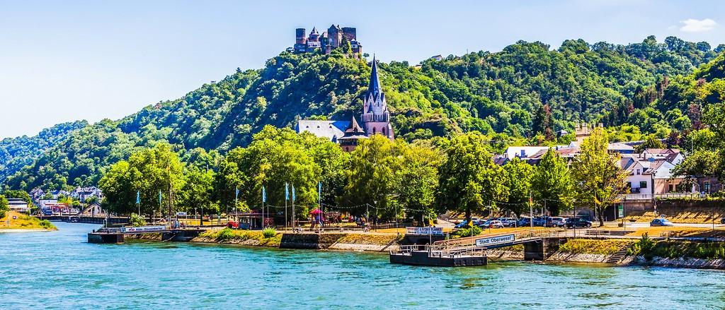 畅游莱茵河,迷人景色_图1-25