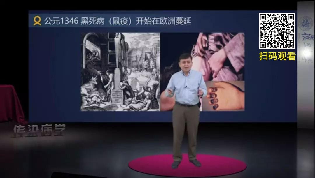 張文宏:面對傳染病,人類的武器是什麼?_图1-2