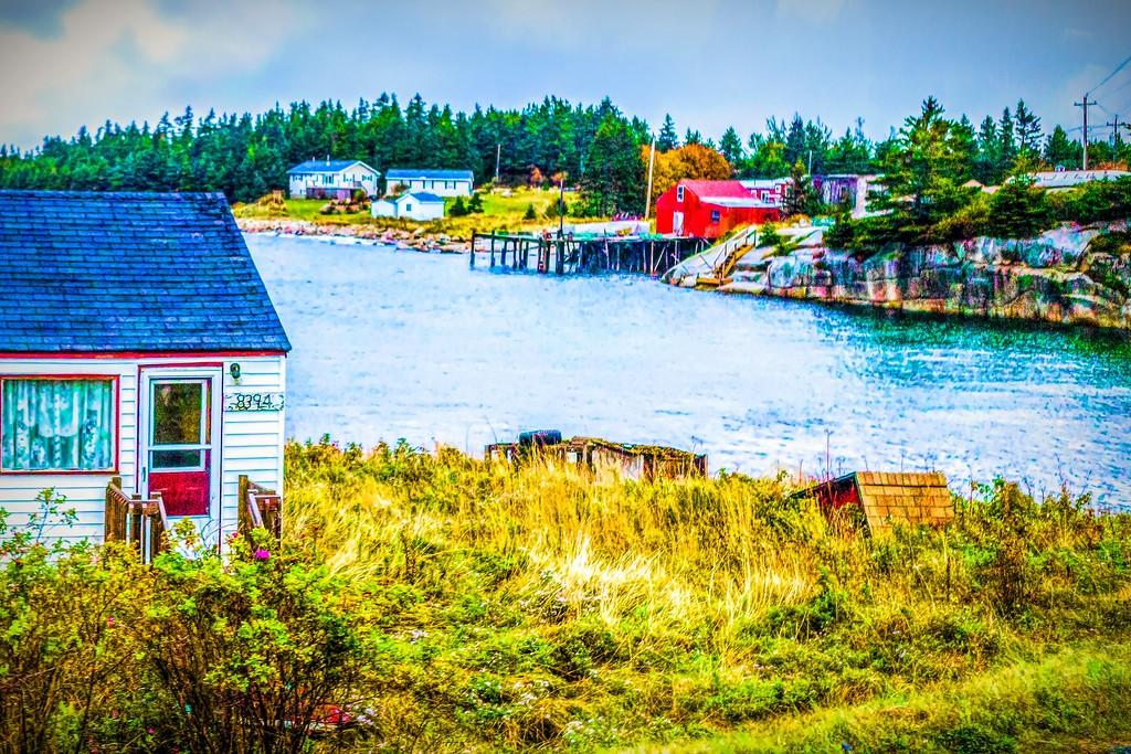 加拿大路途,走过小渔村_图1-35