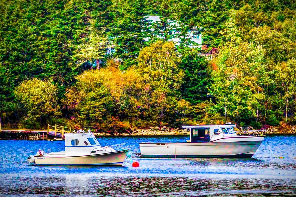 加拿大路途,走过小渔村_图1-39