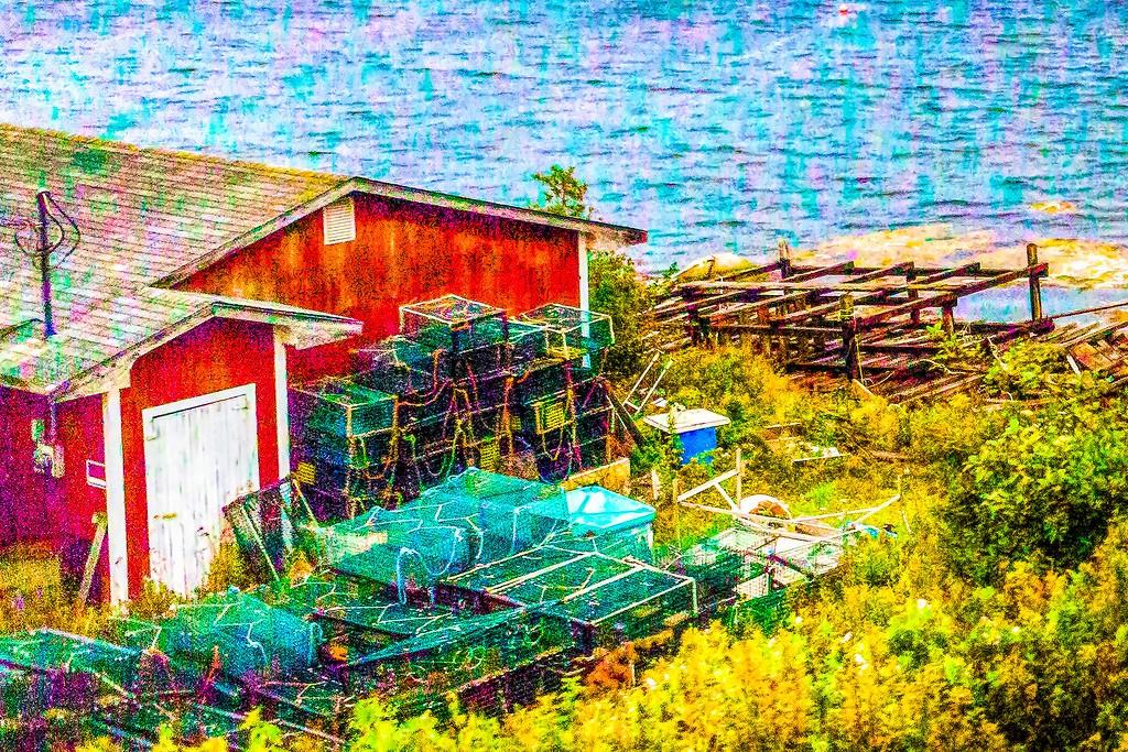 加拿大路途,走过小渔村_图1-34