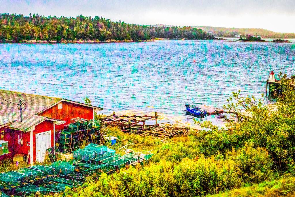 加拿大路途,走过小渔村_图1-30