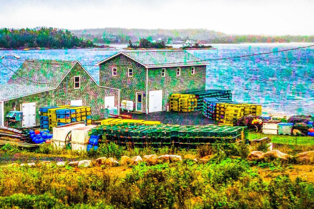 加拿大路途,走过小渔村_图1-28