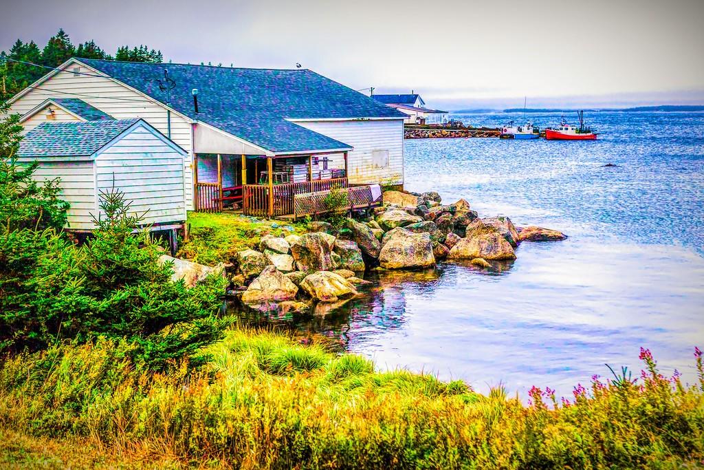 加拿大路途,走过小渔村_图1-27