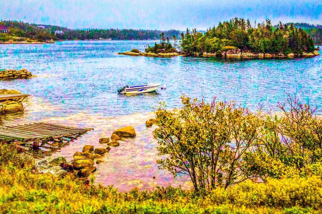 加拿大路途,走过小渔村_图1-25
