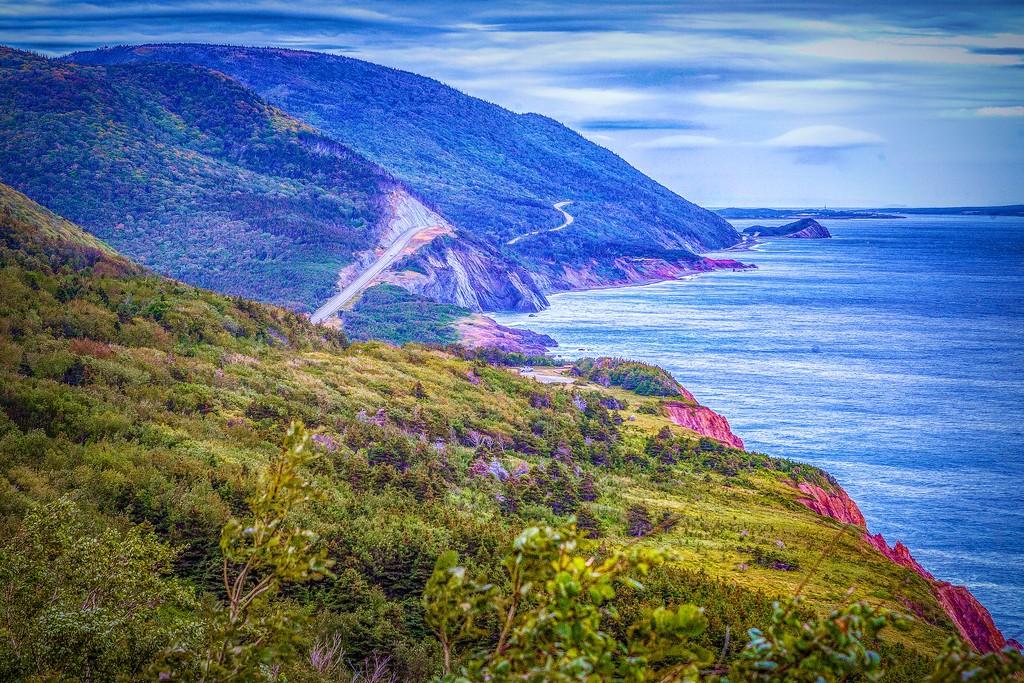 加拿大路途,走过小渔村_图1-24
