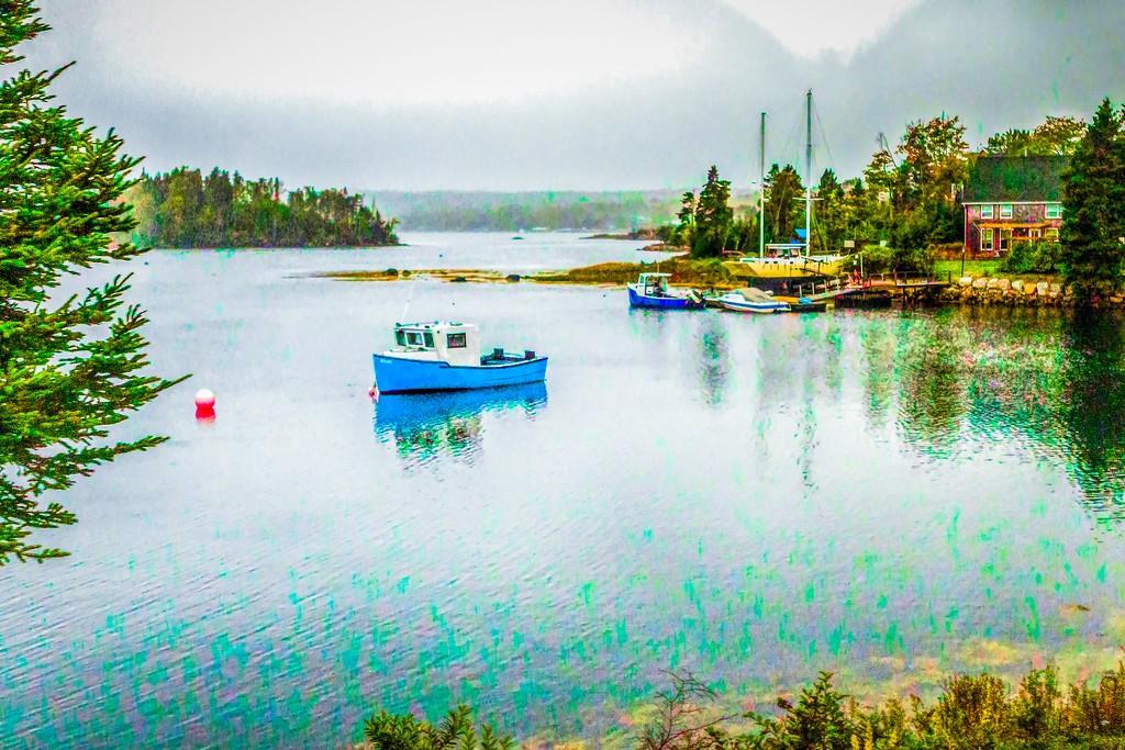 加拿大路途,走过小渔村_图1-19