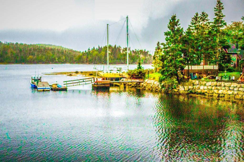 加拿大路途,走过小渔村_图1-17