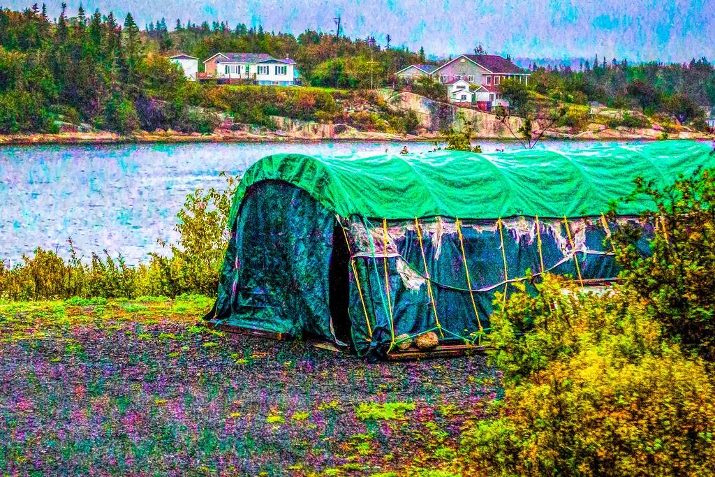 加拿大路途,走过小渔村_图1-5