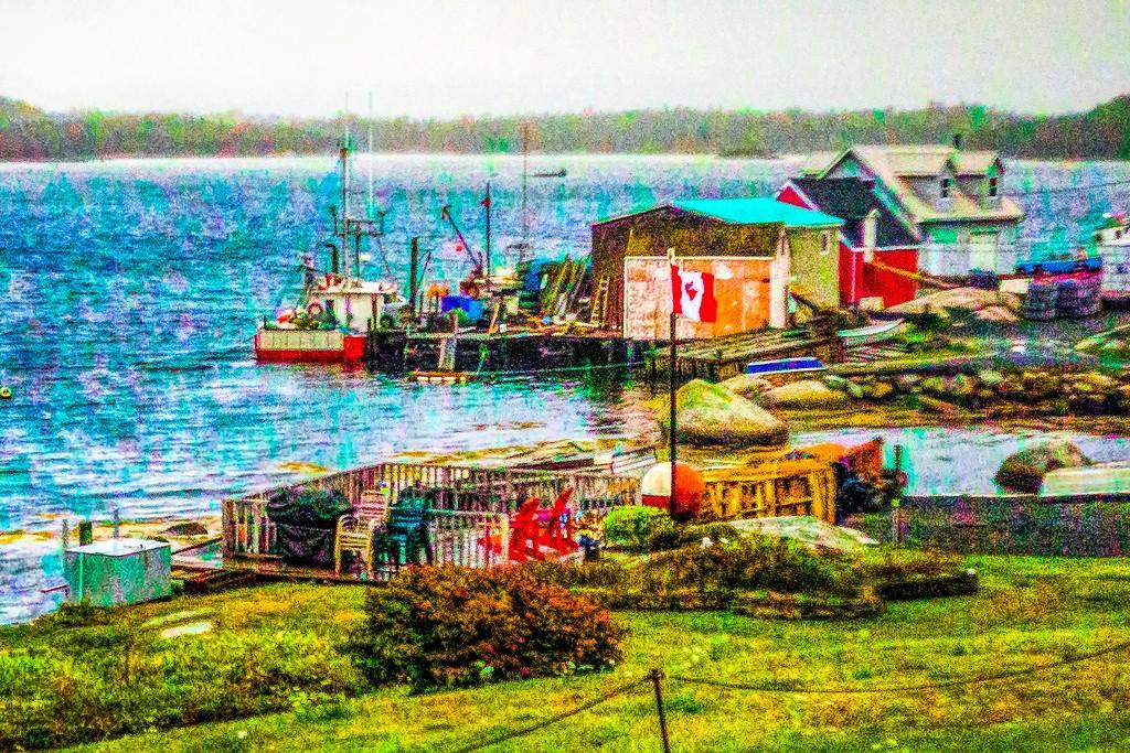 加拿大路途,走过小渔村_图1-8