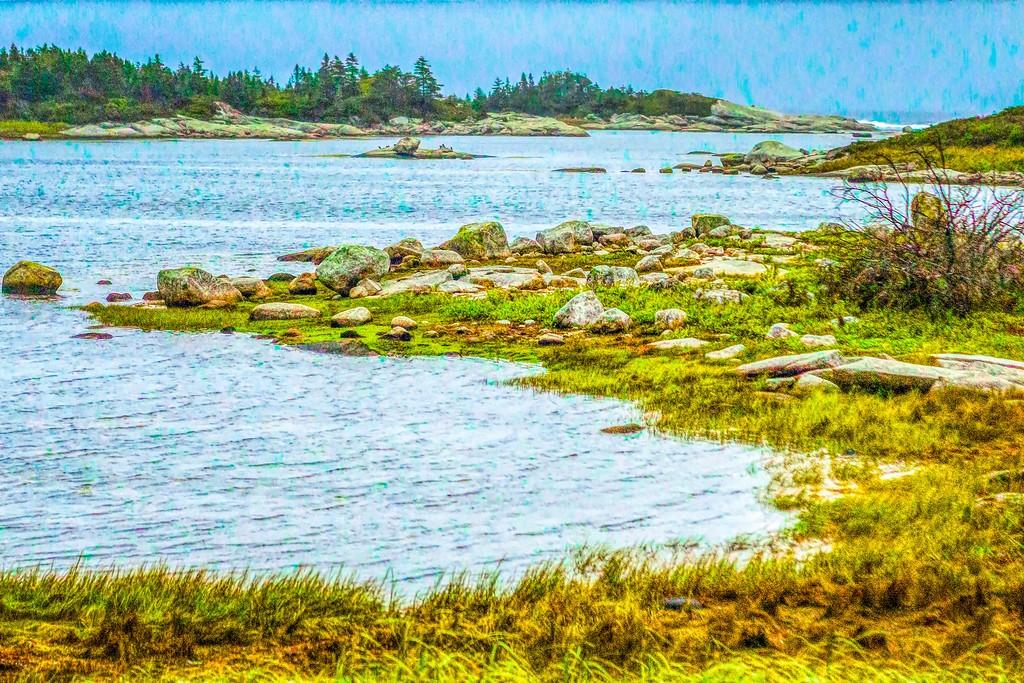 加拿大路途,走过小渔村_图1-4