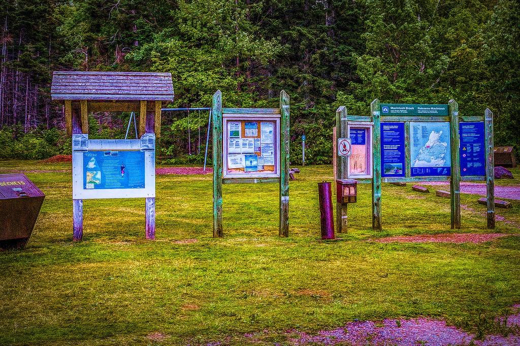 加拿大路途,走过小渔村_图1-3