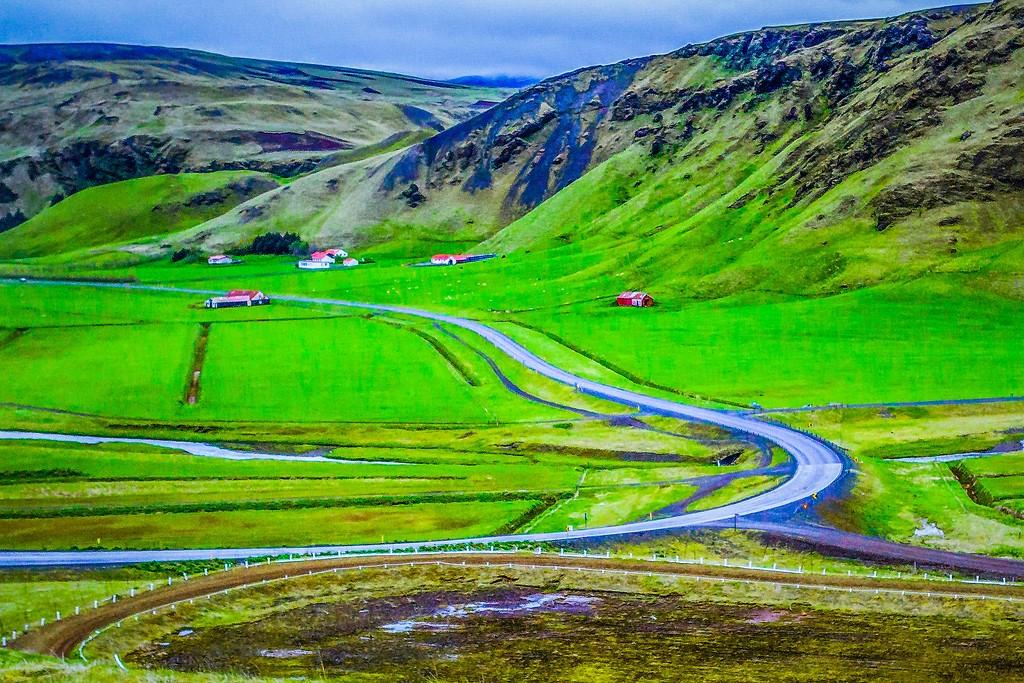 冰岛风采,一路欣赏_图1-26