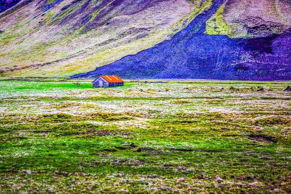 冰岛风采,一路欣赏_图1-12