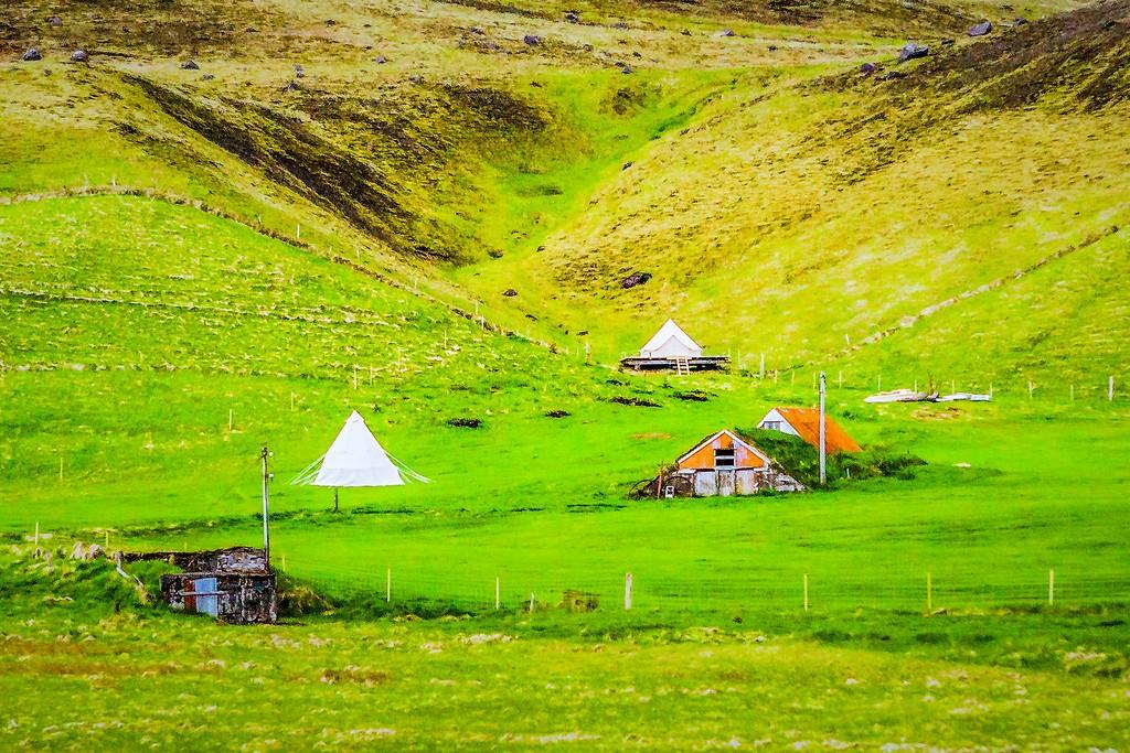 冰岛风采,一路欣赏_图1-5