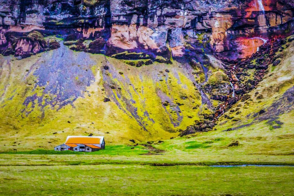 冰岛风采,一路欣赏_图1-10