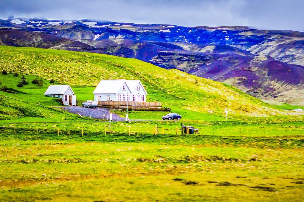冰岛风采,一路欣赏_图1-4