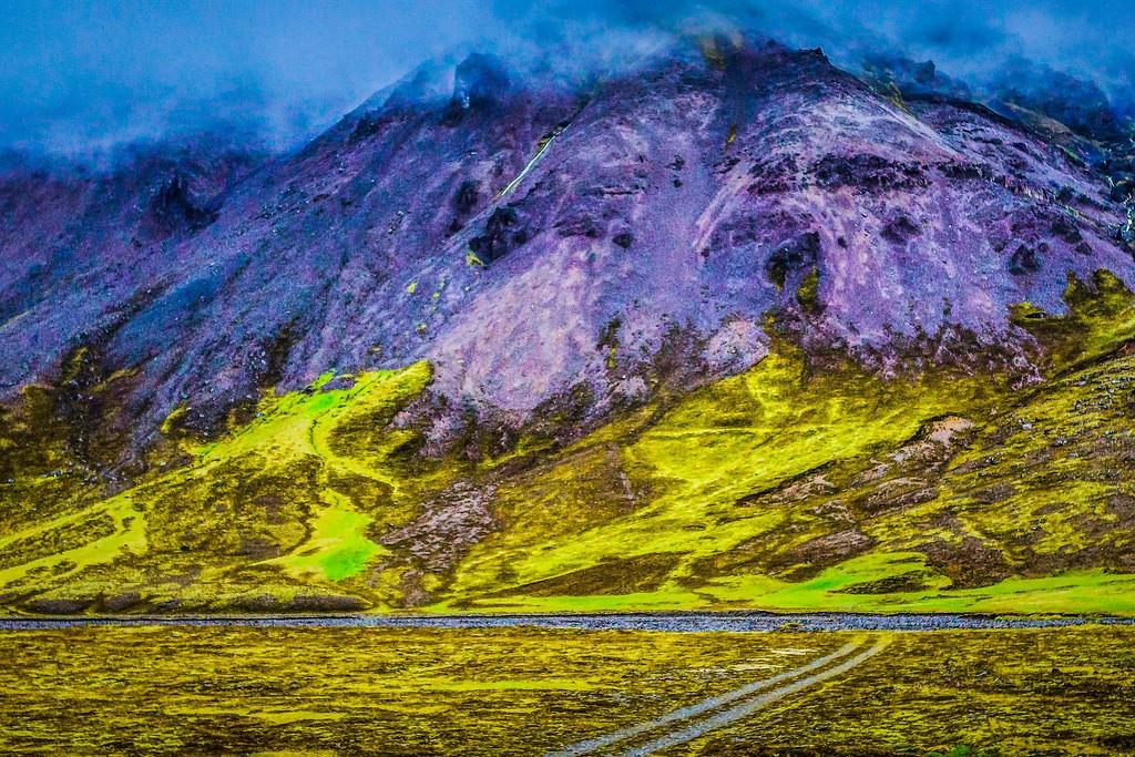 冰岛风采,一路欣赏_图1-3