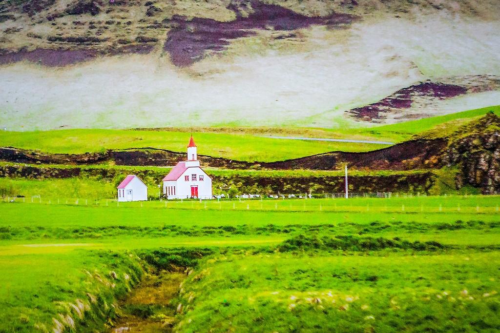 冰岛风采,一路欣赏_图1-1