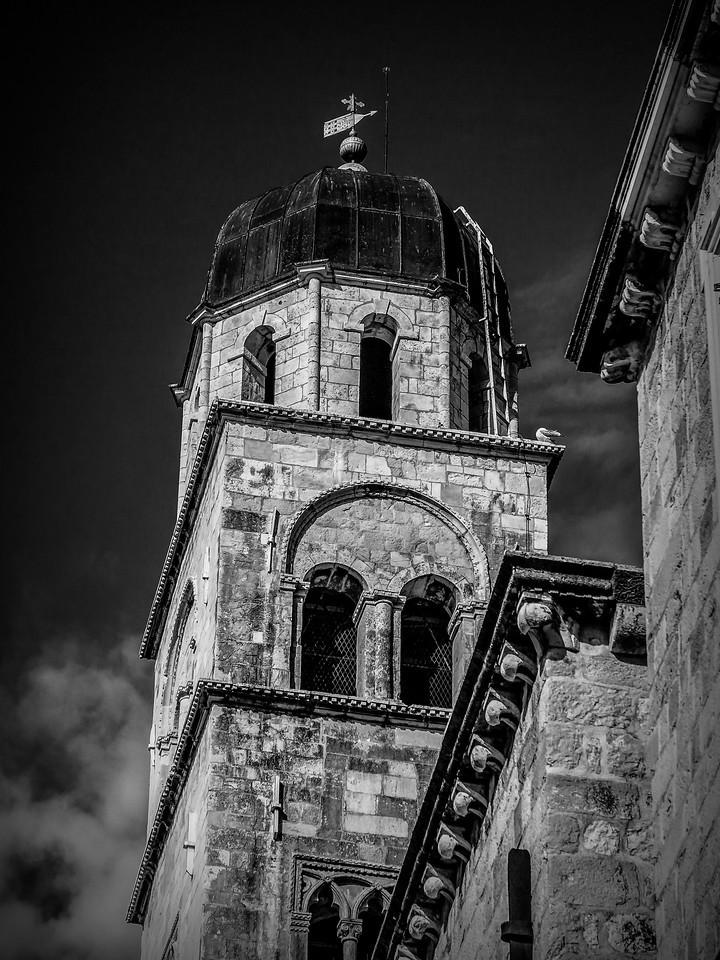 克罗地亚杜布罗夫尼克(Dubrovnik),看古建筑_图1-1