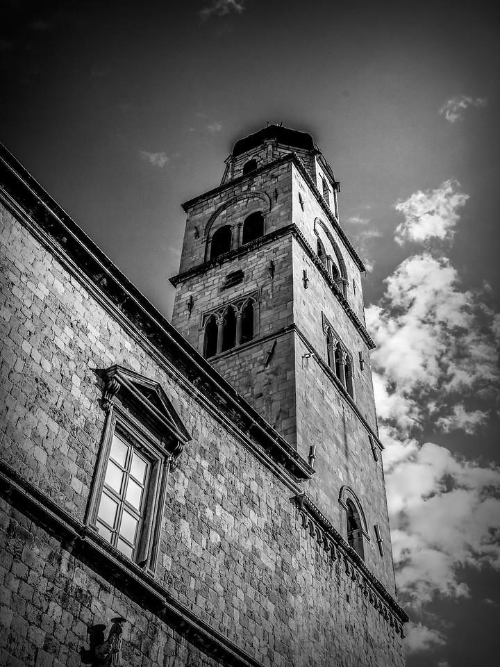 克罗地亚杜布罗夫尼克(Dubrovnik),看古建筑_图1-4