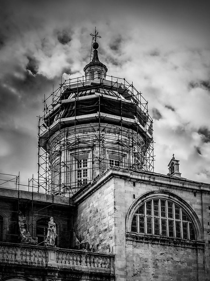 克罗地亚杜布罗夫尼克(Dubrovnik),看古建筑_图1-3
