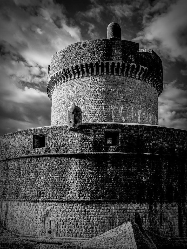 克罗地亚杜布罗夫尼克(Dubrovnik),看古建筑_图1-11