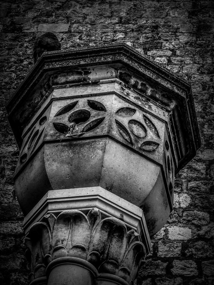 克罗地亚杜布罗夫尼克(Dubrovnik),看古建筑_图1-8
