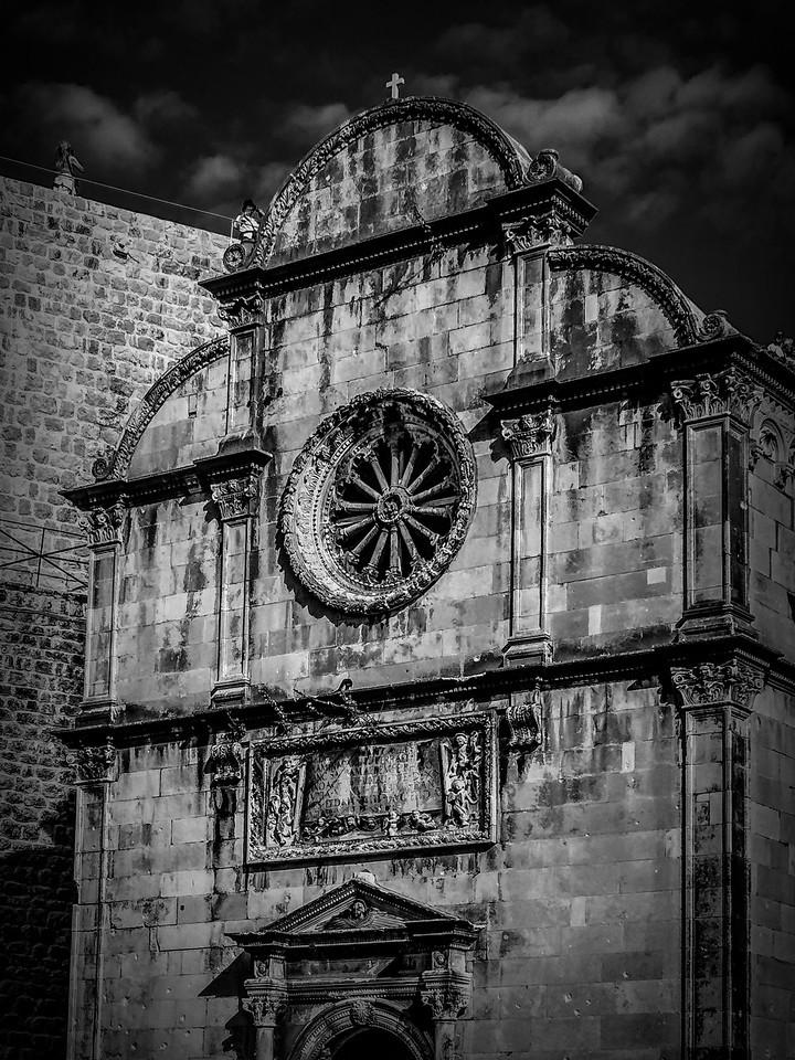 克罗地亚杜布罗夫尼克(Dubrovnik),看古建筑_图1-10
