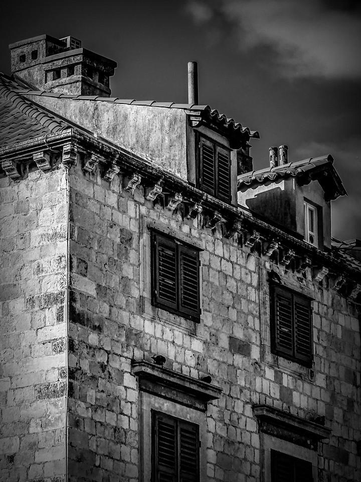 克罗地亚杜布罗夫尼克(Dubrovnik),看古建筑_图1-13