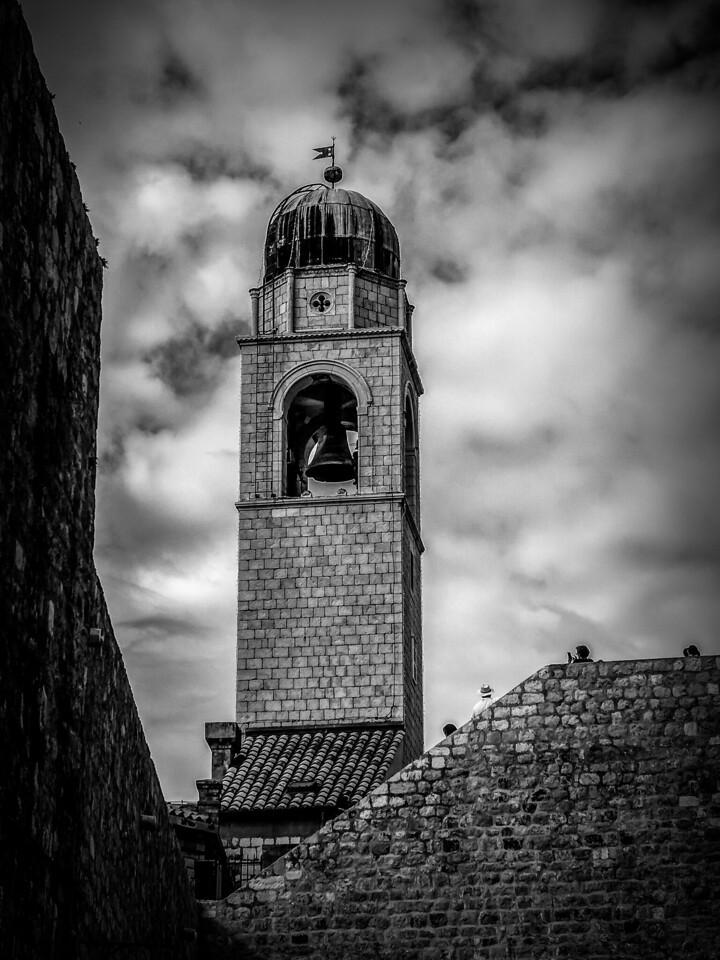 克罗地亚杜布罗夫尼克(Dubrovnik),看古建筑_图1-9