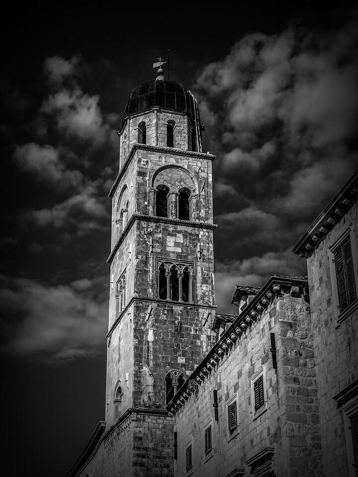 克罗地亚杜布罗夫尼克(Dubrovnik),看古建筑_图1-15
