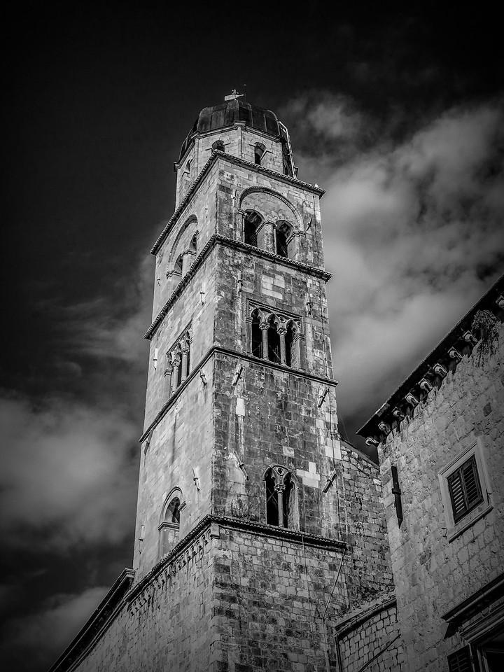 克罗地亚杜布罗夫尼克(Dubrovnik),看古建筑_图1-17