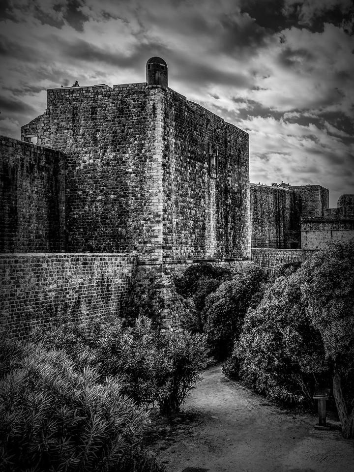 克罗地亚杜布罗夫尼克(Dubrovnik),看古建筑_图1-16