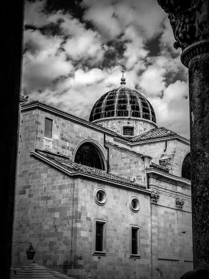 克罗地亚杜布罗夫尼克(Dubrovnik),看古建筑_图1-14