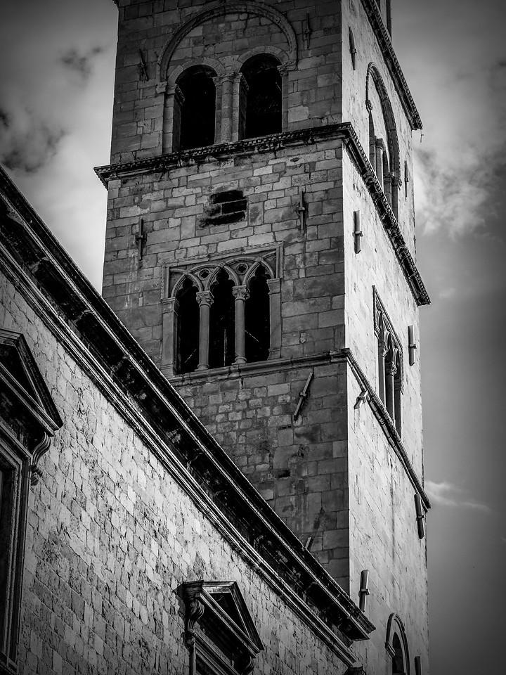 克罗地亚杜布罗夫尼克(Dubrovnik),看古建筑_图1-23