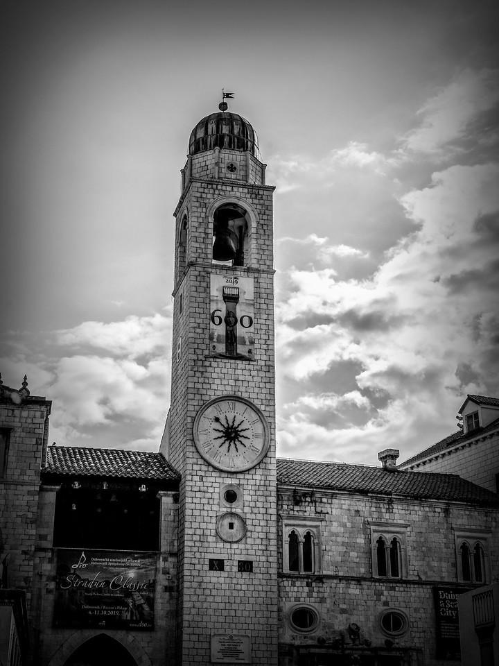 克罗地亚杜布罗夫尼克(Dubrovnik),看古建筑_图1-21