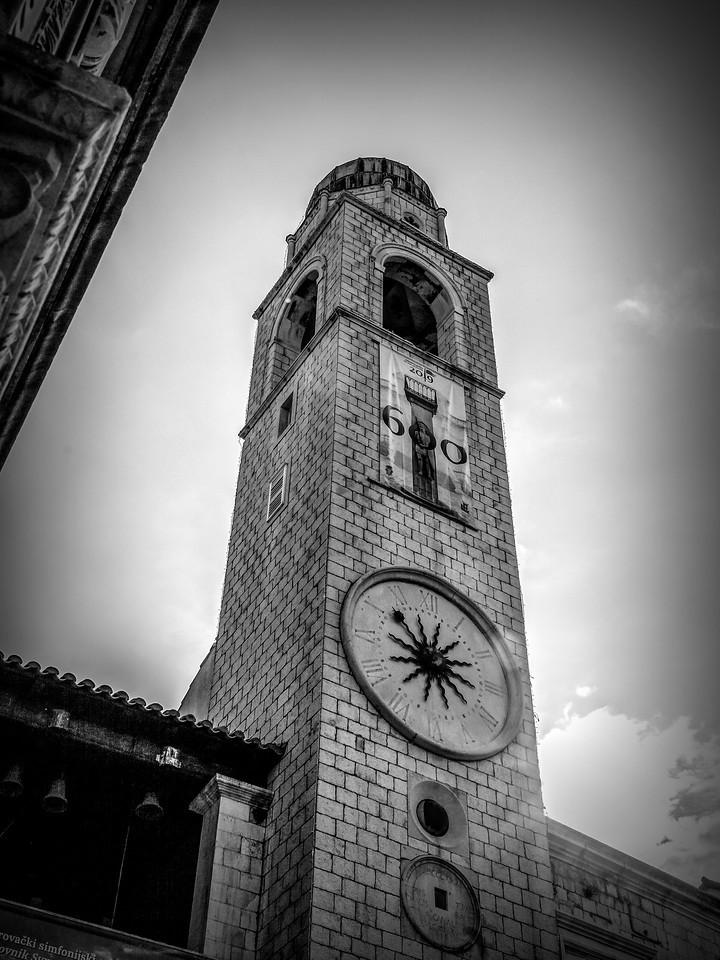 克罗地亚杜布罗夫尼克(Dubrovnik),看古建筑_图1-27