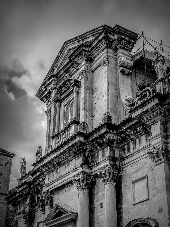 克罗地亚杜布罗夫尼克(Dubrovnik),看古建筑_图1-28