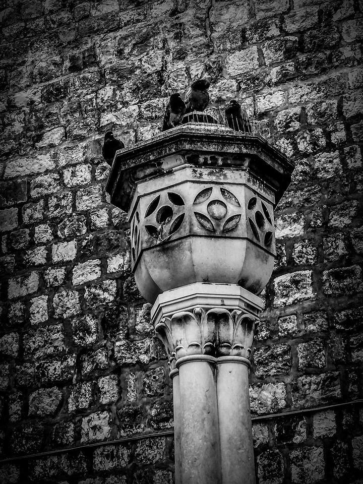 克罗地亚杜布罗夫尼克(Dubrovnik),看古建筑_图1-30