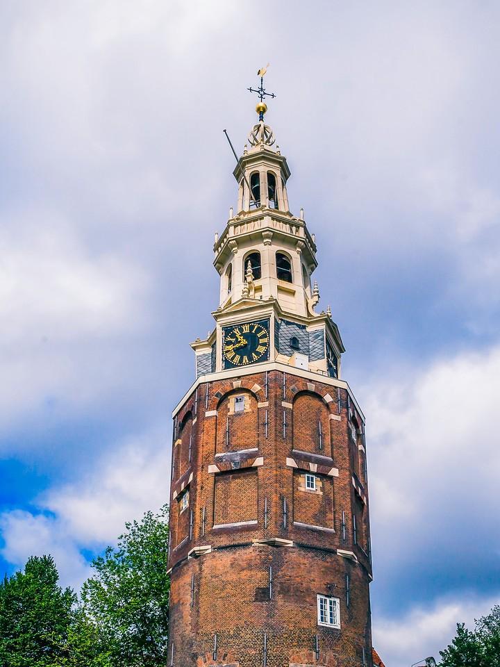 荷兰阿姆斯特丹,街头建筑_图1-30