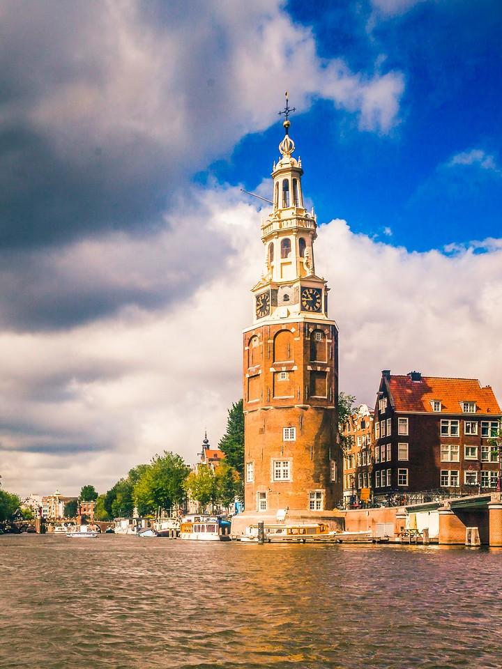 荷兰阿姆斯特丹,街头建筑_图1-25