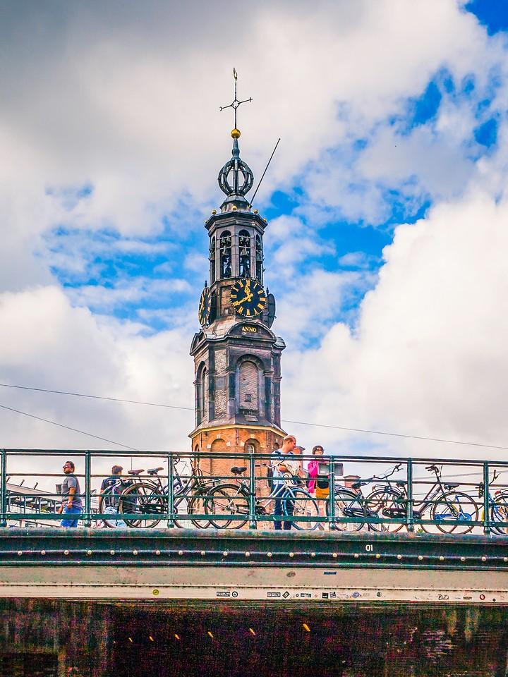 荷兰阿姆斯特丹,街头建筑_图1-18