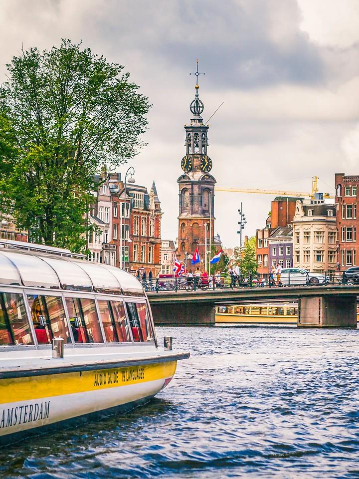 荷兰阿姆斯特丹,街头建筑_图1-16