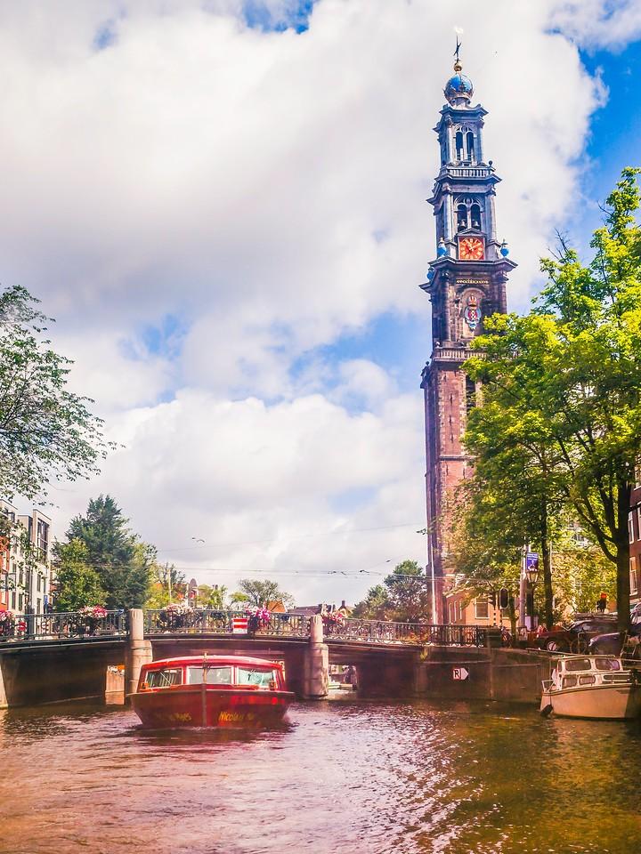 荷兰阿姆斯特丹,街头建筑_图1-13