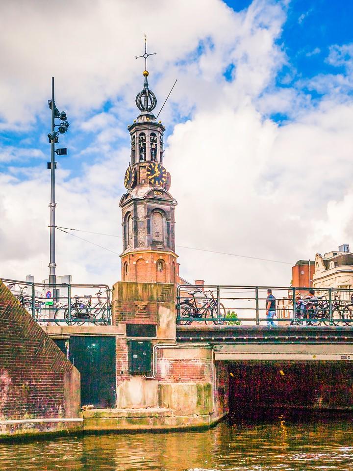 荷兰阿姆斯特丹,街头建筑_图1-7