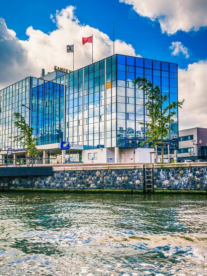 荷兰阿姆斯特丹,街头建筑_图1-3