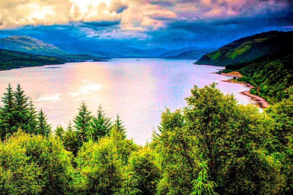 苏格兰美景,一眼望去_图1-16