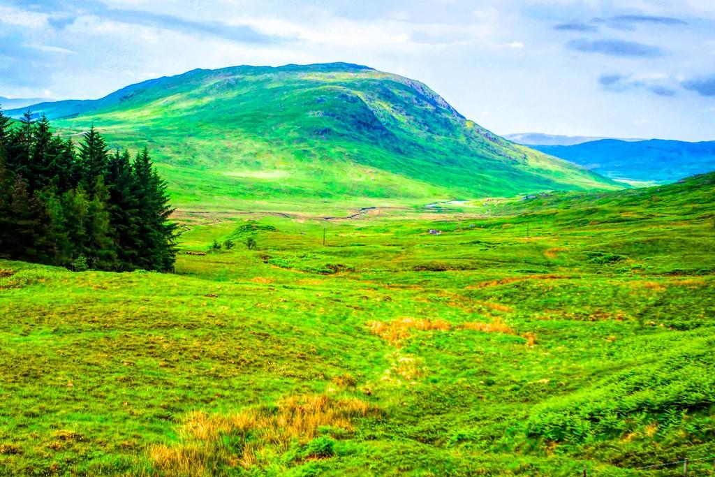 苏格兰美景,一眼望去_图1-21